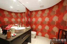 三房两厅两卫婚房卫生间装修效果图大全2012图片