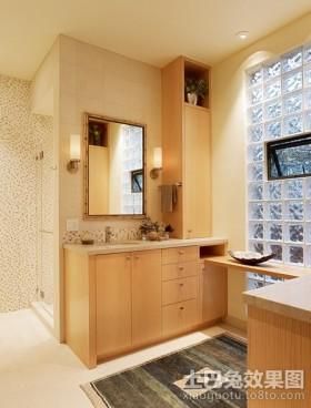 两房两厅卫生间装修效果图大全2012图片