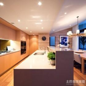 别墅厨房装修效果图大全2012图片