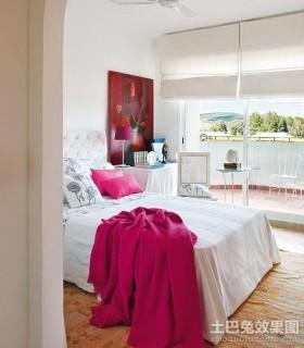 北欧温情的卧室装修效果图大全2012图片