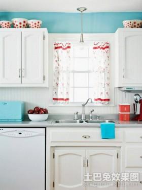 50平小户型厨房装修效果图大全2012图片