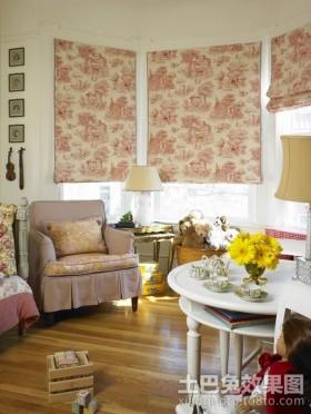 小清新的简约风格装修客厅装修效果图大全2012图片