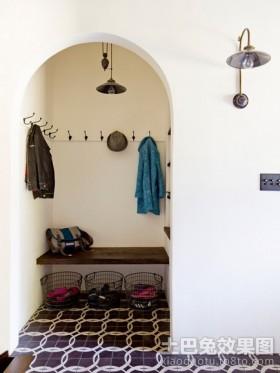 90平小户型玄关装修效果图大全2012图片