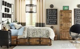 60㎡小户型欧式卧室装修效果图