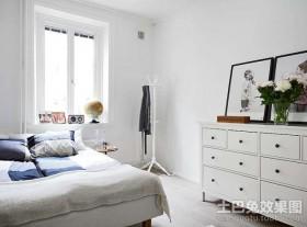40平米小户型卧室装修效果图大全