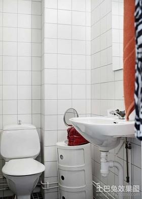 40平小户型卫生间装修效果图
