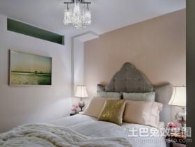 纽约50平米开放型公寓小卧室装修效果图大全2012图片