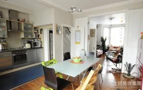 两室两厅家庭餐厅装修效果图大全2012图片