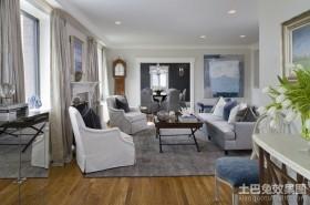 两室一厅简欧风格客厅装修效果图