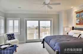 两室一厅简欧风格卧室装修效果图