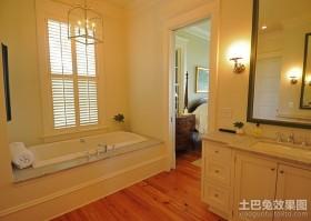 四室两厅两卫装修效果图 卫生间装修效果图