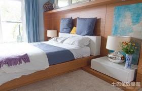 60平米小户型装修效果图 温馨的卧室