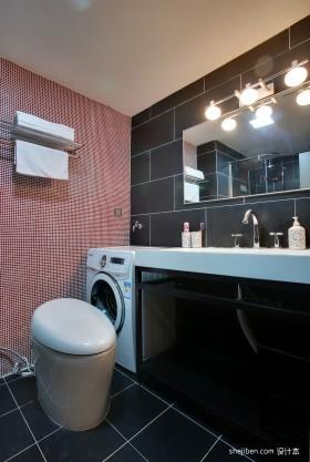 三室两厅两卫卫生间装修效果图
