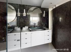 2013卫生间浴柜图片