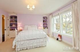 欧式农村别墅图片大全  女孩儿童房装修效果图