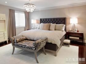 三房两厅卧室装修效果图