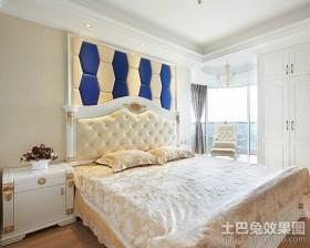 欧式卧室装修效果图欣赏2013