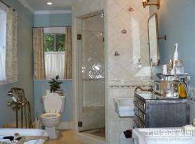 现代美式装修卫生间风格