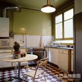 2室2厅装修效果图小厨房装修效果图