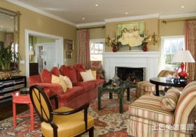 2012年客厅装修效果图