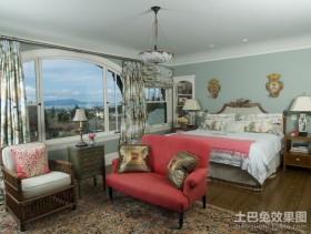 欧式卧室装修效果图大全2012图片