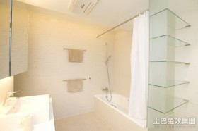 现代简约风格设计卫生间