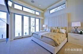 地中海风格家装卧室图片