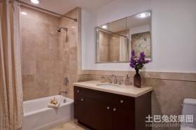 四室两厅小卫生间装修图片