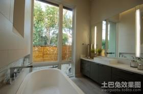 欧式古典风格卫生间装修