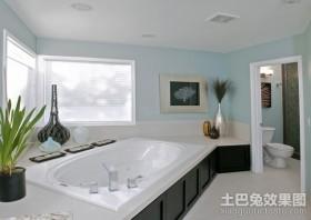 三室二厅装修效果图卫生间