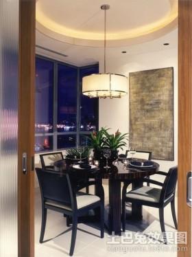 四室一厅餐厅吊顶装效果图大全2012图片