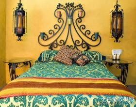 70平米小户型装修2012卧室效果图