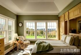 120平米欧式卧室装修效果图