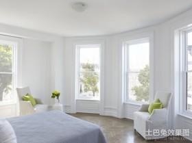 三房两厅简约风格2012卧室装修效果图