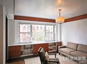 2013年二室二厅客厅装修效果图