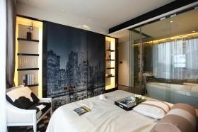 卧室背景墙装修图片欣赏