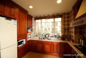 小复式楼装修效果图 复式楼厨房装修样板间