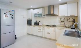 复式楼房厨房装修图片