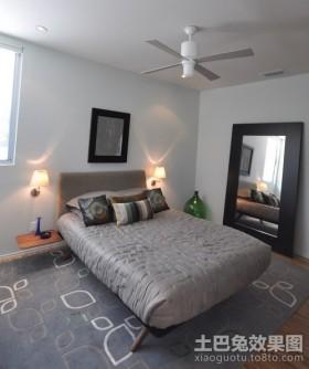 一室一厅装修效果图 一室一厅卧室效果图