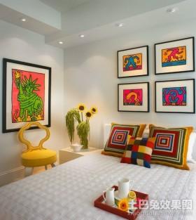后现代风格儿童房室内设计