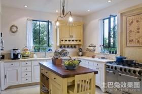 两室一厅装修效果图 两室一厅厨房装修样板房