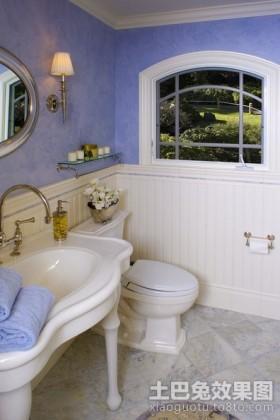 婚房卫生间装修设计