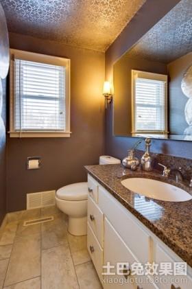 四室两厅装修效果图 四室两厅卫生间