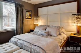 四室两厅装修效果图 120平米卧室装修样板间