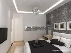 两室一厅装修效果图 70平米两室一厅装修