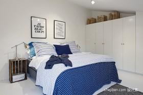 小卧室装修效果图 小平米卧室装修图片