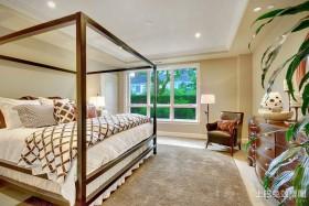 四室两厅装修效果图 四室两厅装修卧室图片