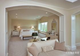 欧式风格家装卧室装修效果图欣赏