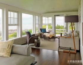 三室两厅装修效果图 120平米客厅家装设计