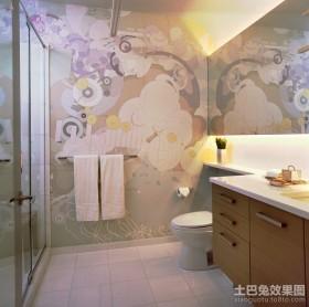 现代简约风格二室一厅装修效果图 二房一厅装修效果图